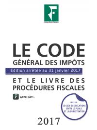 Le Code Général des Impôts 2017