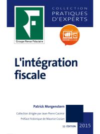 L'intégration fiscale 2015