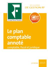 Le plan comptable annoté 2015