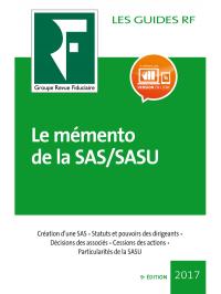 Le mémento de la SAS/SASU 2017