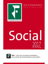 Dictionnaire Social 2017