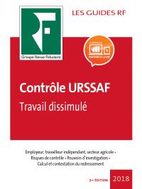Contrôle URSSAF 2018
