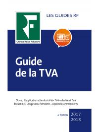 Guide de la TVA 2017-2018