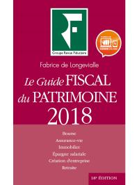 Le Guide fiscal du patrimoine 2018
