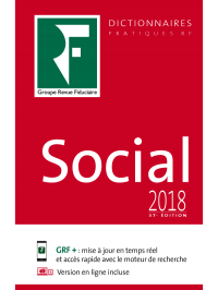 Dictionnaire Social 2018