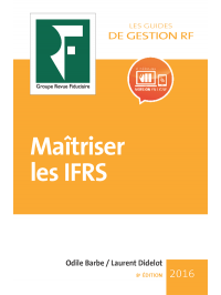 Maîtriser les IFRS 2016