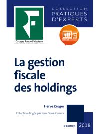 La gestion fiscale des holdings 2018