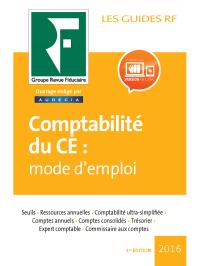 Comptabilité du CE : mode d'emploi 2016