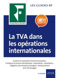 La TVA dans les opérations internationales 2018