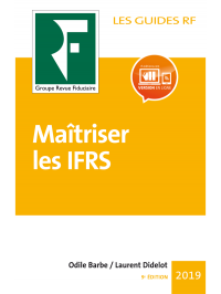 Maîtriser les IFRS 2018-2019