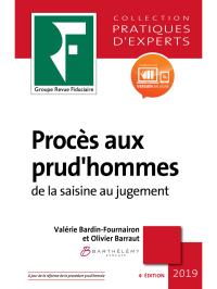 Procès aux prud'hommes 2019