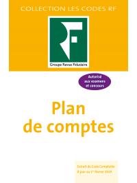 Plan de comptes 2019