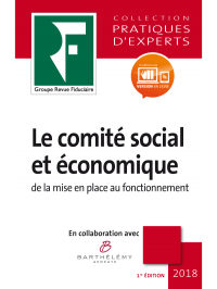 Le comité social et économique 2018