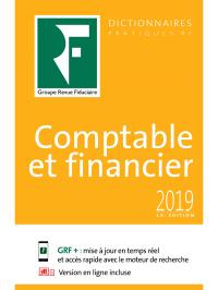 Dictionnaire comptable et financier 2019