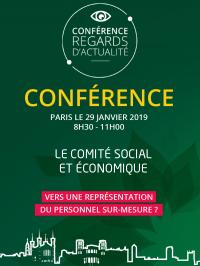 Conférence CSE Lyon, 29 Janvier 2019