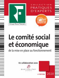 Le comité social et économique 2020