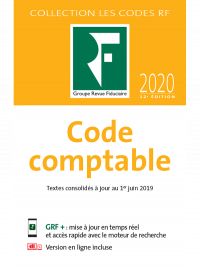 Code comptable 2020