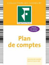 Plan de comptes 2020