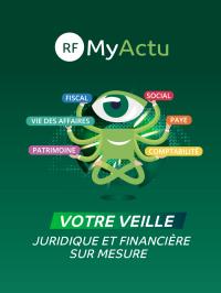RF MyActu - Votre veille sur mesure