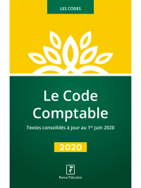 Code comptable 2020