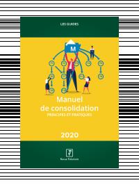 Manuel de consolidation 2020