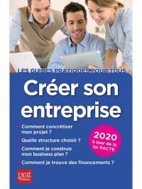 Créer son entreprise 2020
