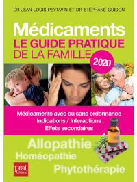 Médicaments 2020