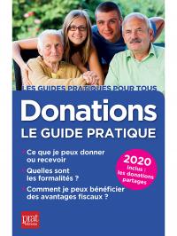 Donations 2020 (Prat Editions)