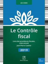 Contrôle fiscal 2019