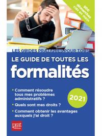 Le guide de toutes les formalités 2021