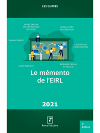 Le mémento de l'EIRL 2021