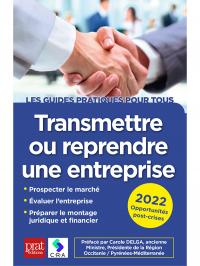 Transmettre ou reprendre une entreprise 2022